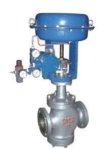 Quality Pneumatic Two-seater regulating Valve ZMAN for sale