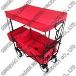 Buy cheap TC1011D ETB Folding Wagon with Canopy+Back Bag from wholesalers