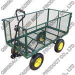 Buy cheap TC1840H-N Steel Meshed Garden Tool Cart from wholesalers