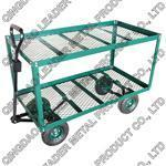 Buy cheap TC1809 Garden Cart with 2 Shelf from wholesalers