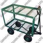 Buy cheap TC1809-N Garden Cart with 2 Shelf from wholesalers