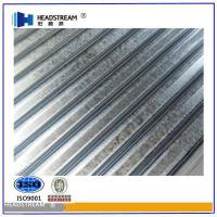 Corrugated roofing sheet system