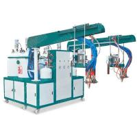 Double Head Multi-Function Pu Pouring Machine