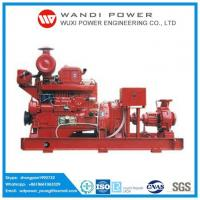 China Dual-start Safely Water to Air Fighting Water Pump wholesale