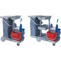 China Cleaning Tools Housekeeping Trolley wholesale