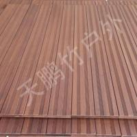 Buy cheap Light Carbonized Bamboo Decking L4 from wholesalers