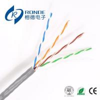 Buy cheap Lan Cable UTP Cat5e Lan Cable from wholesalers