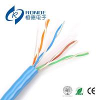 Buy cheap Lan Cable UTP Cat6 Lan Cable from wholesalers