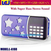 Buy cheap Bluetooth Speaker L-A188 from wholesalers