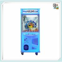 China PP Tiger Toy crane prize out game machine on sale