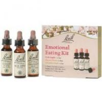 Emotional Eating Kit - 3 x 10ml Bach (Nelsons) Emotional Eating Kit - 3 x 10ml Bach (Nelsons)