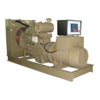 Buy cheap 110KW Dongfeng Cummins diesel generator set from wholesalers