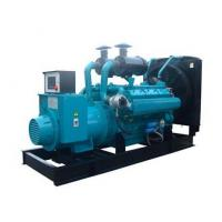 Buy cheap 450KW Shanghai Dongfeng Diesel Generator Set from wholesalers