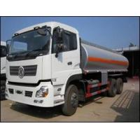 Buy cheap Dongfeng20CBM fuel tank truck 6x4 horespower 240h from wholesalers