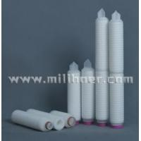 China PES series polyether membrane filter core for vaccine wholesale