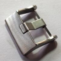 China Stainless steel watch strap buckle Number:SLWSB on sale