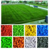 China Cheap price synthetic rubber running track material wholesale