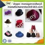 China hat embroidery wool felt muslim cap wholesale