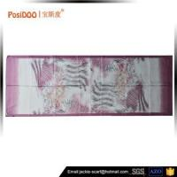 Buy cheap 100% polyester fashion colorful dubai muslim scarf from wholesalers