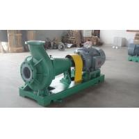 China IHF Fluorine plastic lining chemical centrifugal pump wholesale