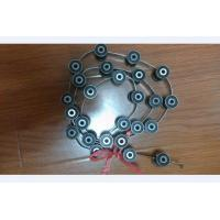 Stainless Handrail Reversing Chain With 24 links/50 Rollers