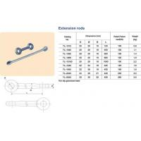 Power Transmission Line Fittings Extension rods