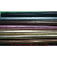 YCB1425 Embossing with transfer coating PU leather