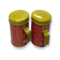 China House Hold Punkt Pepper Salt Tin Box wholesale