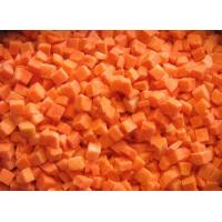 China Frozen Diced Carrot wholesale