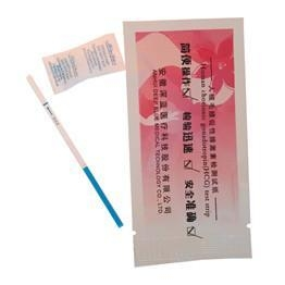 China HCG early pregnancy test strip kits
