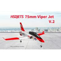 Buy cheap 75mm EDF VIPER V2 from wholesalers