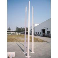 Buy cheap FRP Post Top Pole from wholesalers