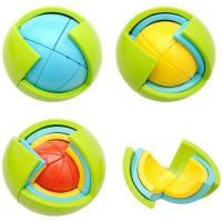 Buy cheap 3D Educational Block Ball from wholesalers