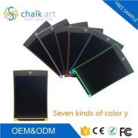 Buy cheap High quality one touch clear 8.5 inch lcd drawing tablet from wholesalers
