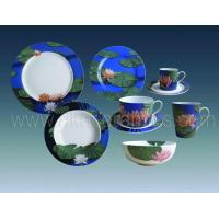Buy cheap Dinner Ware Water Lilies from wholesalers