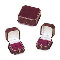Buy cheap Leather jewelry box JL004 from wholesalers