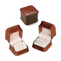 Buy cheap Leather jewelry box JL009 from wholesalers