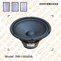 Buy cheap RW-105025A karaoke woofer from wholesalers