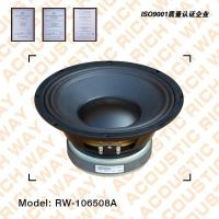 Buy cheap RW-106508A fullrange woofer from wholesalers