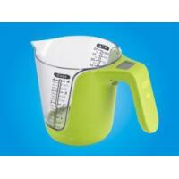 Buy cheap Plastic injection OEM Cups with electronic measuring in the kitchen from wholesalers