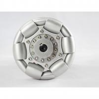 Buy cheap Omni-Wheel 100mm Aluminum Single Omni wheel for ball balance ballbot 14179 from wholesalers