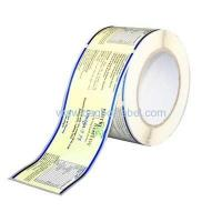 Buy cheap Nutraceutical Labels from wholesalers