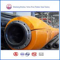 China Highly Tear Resistant Plastic Buoy Used For Dredging Project wholesale