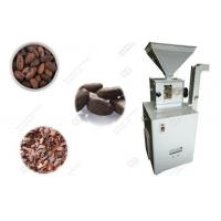 China Multifunctional Cocoa Bean Shelling Machine Three Roller For Sale on sale