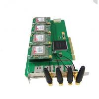 Buy cheap Asterisk Card 4-ports GSM card from wholesalers