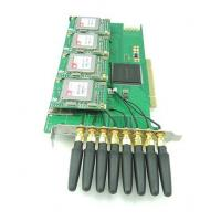 Buy cheap Asterisk Card 8-ports GSM card from wholesalers