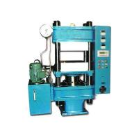 Plate vulcanizing machine