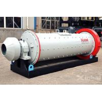 Cylinder Energy Saving Overflow Ball Mill
