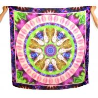 Print Your Own Silk Scarf