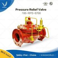 Buy cheap Flange Connection Pressure Relief Valve Pump Control Valve from wholesalers